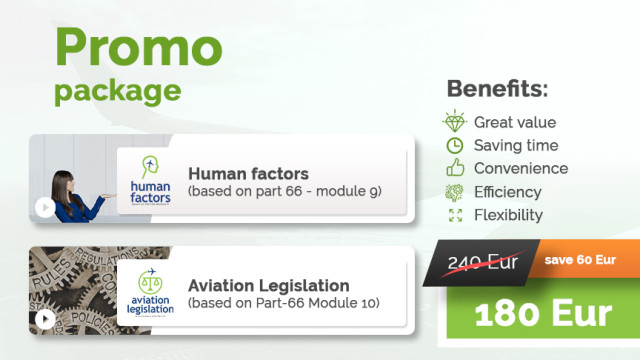 Promo package (Module 9 and Module 10)
