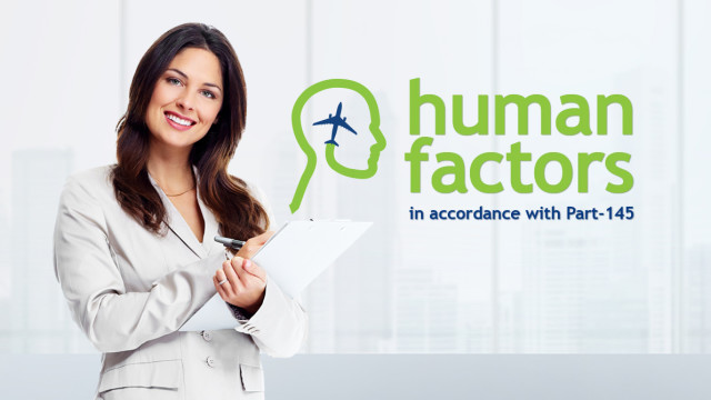 Human Factors (in accordance with Part-145)
